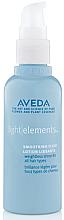Düfte, Parfümerie und Kosmetik Haarglättendes Fluid für seidigen Glanz und Volumen mit Jojoba - Aveda Light Elements Smoothing Fluid