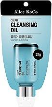 Düfte, Parfümerie und Kosmetik Klärendes Gesichtsöl mit Kräuterölen und Vitamin E - Alice Koco Clear Cleansing Oil