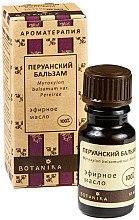 Düfte, Parfümerie und Kosmetik Ätherisches Bio Perubalsam-Öl - Botanika Myroxylon Balsamium Essential Oil