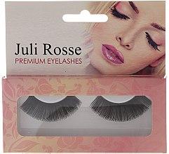 Düfte, Parfümerie und Kosmetik Künstliche Wimpern - Juli Rosse Premium Eyelashes N100