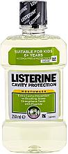 Düfte, Parfümerie und Kosmetik Mundspülung mit Fluorid - Listerine Cavity Protection Mouthwash