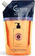 Düfte, Parfümerie und Kosmetik Flüssigseife mit Lavendel - L'Occitane Lavande Liquid Soap (Doypack)