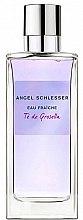 Düfte, Parfümerie und Kosmetik Angel Schlesser Eau Fraiche Te de Grosella - Eau de Toilette (Probe)