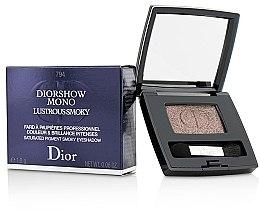 Düfte, Parfümerie und Kosmetik Lidschatten - Dior Diorshow Mono Lustrous Smoky