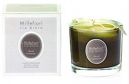 Düfte, Parfümerie und Kosmetik Duftkerze im Glas Floral Romance - Millefiori Milano Via Brera Candle Floral Romance
