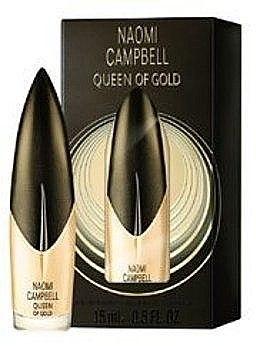 Naomi Campbell Queen of Gold - Eau de Toilette — Bild N4