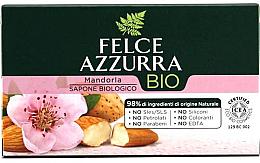 Düfte, Parfümerie und Kosmetik Blockseife mit Mandel - Felce Azzurra Bio Mandorla Soap