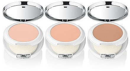 Puder-Foundation und Concealer 3 in 1 - Clinique Beyond Perfecting Powder Foundation And Concealer — Bild N2