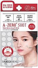 Düfte, Parfümerie und Kosmetik Beruhigende Gesichts-Patches - Mediheal A-Zero Shot Skin Dressing Spot Patch