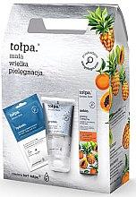 Düfte, Parfümerie und Kosmetik Gesichtspflegeset - Tolpa Dermo Face (Gesichtsmaske 2x6ml + Gesichtsmaske 40ml + Gesichtsgel 150ml)