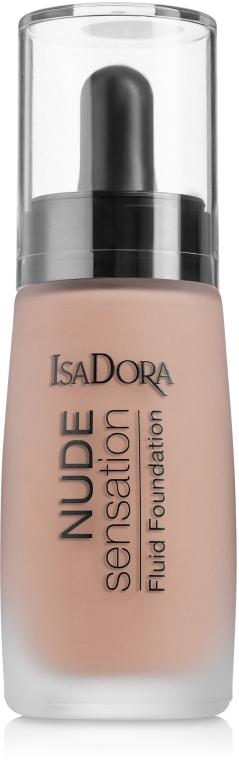 Foundation - IsaDora Nude Sensation Fluid Foundation — Bild N1