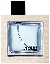 Düfte, Parfümerie und Kosmetik DSQUARED2 He Wood Ocean Wet Wood - Eau de Toilette (Probe)