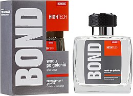 Düfte, Parfümerie und Kosmetik Beruhigendee After Shave Lotion - Bond Hightech After Shave Lotion