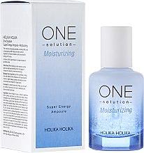 Düfte, Parfümerie und Kosmetik Feuchtigkeitsspendendes Gesichtsserum - Holika Holika One Solution Super Energy Ampoule Moisturizing