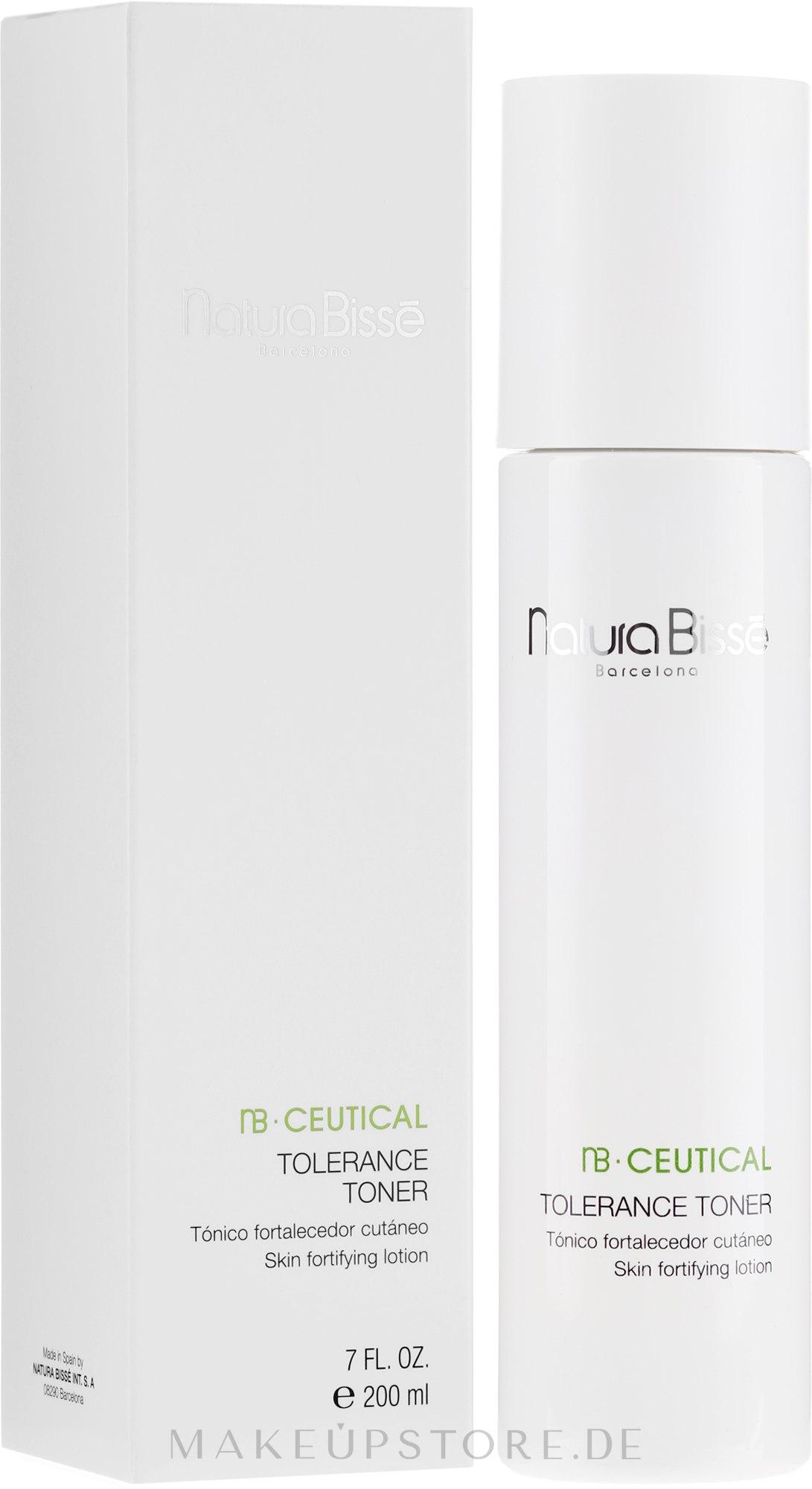 Kräftigender Gesichtsspray für empfindliche Haut - Natura Bisse NB Ceutical Tolerance Toner — Bild 200 ml