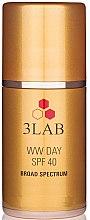 Düfte, Parfümerie und Kosmetik Feuchtigkeitsspendende Anti-Falten Tagescreme SPF 40 - 3Lab WW Day Cream SPF40