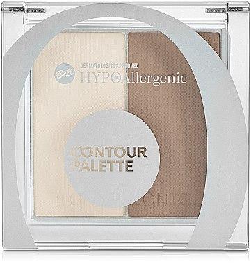 Konturpalette für das Gesicht - Bell HypoAllergenic Contour Palette — Bild N2
