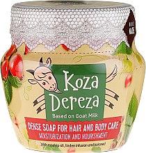 Düfte, Parfümerie und Kosmetik Dicke Seife für Haar und Körper - Fito Kosmetik Koza Dereza