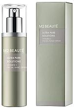Düfte, Parfümerie und Kosmetik Anti-Aging Gesichtsspray mit hochkonzentriertem Vitamin C - M2Beaute Ultra Pure Solutions Vitamin C Facial Nano
