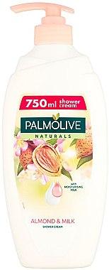 Duschgel mit Mandel und Milch (mit Spender) - Palmolive Almond Milk — Bild N1