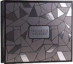 Düfte, Parfümerie und Kosmetik Trussardi Riflesso - Duftset (Eau de Toilette 50ml + Duschgel 100ml)