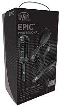 Düfte, Parfümerie und Kosmetik Haarbürsten-Set - Wet Brush Epic Stylist Intro Kit