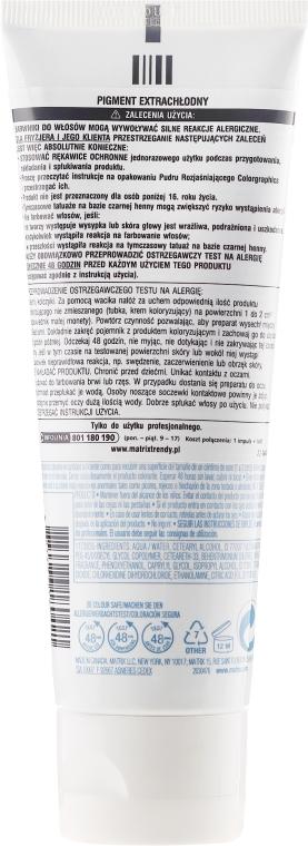 Haartoner für extra kühle Pigmente mit Provitamin B5 - Matrix Color Graphics Lift & Tone Extra Cool Toner — Bild N2