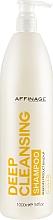 Düfte, Parfümerie und Kosmetik Tief reinigendes Shamoo mit UV-Schutz - Affinage Deep Cleansing Shampoo