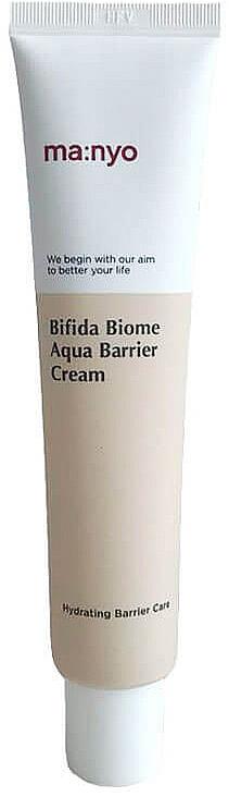 Feuchtigkeitsspendende Gesichtscreme mit Laktobazillen - Manyo Bifida Biome Aqua Barrier Cream