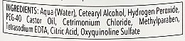Entwicklerlotion 3% - Allwaves Cream Hydrogen Peroxide 3% — Bild N5