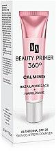 Düfte, Parfümerie und Kosmetik Beruhigende Make-up Base - AA Cosmetics Beauty Primer 360 Calming Allantoin Skin De-Stress Complex SPF 20