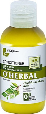 Haarspülung für normales Haar mit Birkenextrakt - O'Herbal Conditioner for normal hair — Bild N2