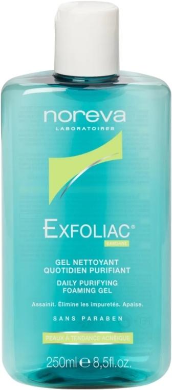 Reinigendes Schaumgel gegen Unvollkommenheiten - Noreva Laboratoires Exfoliac Gel Moussant — Bild N3