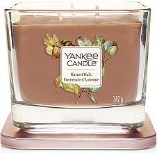 Düfte, Parfümerie und Kosmetik Duftkerze im Glas Harvest Walk - Yankee Candle Harvest Walk Elevation Square Candles