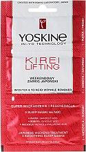 Düfte, Parfümerie und Kosmetik Set mit 3 japanischen Nachtmasken - Yoskine Kirei Lifting Japanese Weekend Treatment