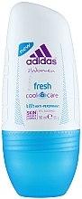 Düfte, Parfümerie und Kosmetik Deo Roll-on Antitranspirant - Adidas Anti-Perspirant Fresh Cooling 48h