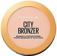 Düfte, Parfümerie und Kosmetik Bronzer & Konturpuder - Maybelline City Bronzer