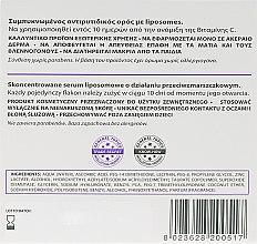Anti-Falten Gesichtsserum mit Vitamin C, SOD und Zink - Synchroline Synchrovit C Serum — Bild N4