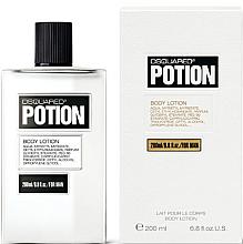 Düfte, Parfümerie und Kosmetik DSQUARED2 Potion for Man - Körperlotion für Männer