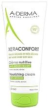 Düfte, Parfümerie und Kosmetik Nährende Körper- und Gesichtscreme für trockene und sehr trockene Haut - A-Derma XeraConfort Nourishing Cream