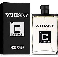 Düfte, Parfümerie und Kosmetik Evaflor Whisky Carbon Pour Homme - Eau de Toilette
