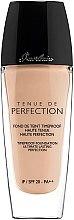 Düfte, Parfümerie und Kosmetik Foundation - Guerlain Tenue De Perfection Timeproof Foundation Ultimate Lasting Perfection