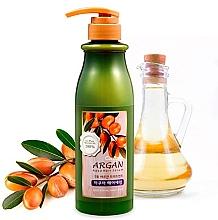 Düfte, Parfümerie und Kosmetik Haarserum mit Arganöl für trockenes und streifes Haar - Welcos Confume Argan Treatment Aqua Hair Serum