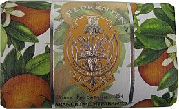 Düfte, Parfümerie und Kosmetik Badeseife mit mediterraner Orange - La Florentina Mediterranean Orange Bath Soap