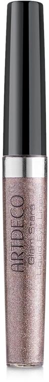 Flüssiger Eyeliner mit Glitzerpartikeln - Artdeco Glam Stars Liquid Eye Liner — Bild N1