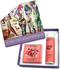 Düfte, Parfümerie und Kosmetik Körperpflegeset - Styx Naturcosmetic Granatapfel (Duschgel 250ml + Körpercreme 200ml)