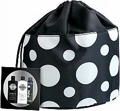 Haarpflegeset - Syoss Salon Plex (Shampoo 500ml + Haarspülung 500ml + Trockenshampoo 200ml + Kosmetiktasche) — Bild N2