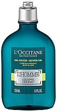 L'Occitane Cedrat - Duftset (Eau de Toilette 75ml + Duschgel 250ml) — Bild N2