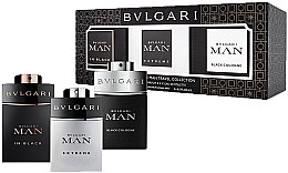 Düfte, Parfümerie und Kosmetik Bvlgari Man Mini Set - Duftset (Eau de Parfum 15ml + Eau de Toilette 15ml + Eau de Toilette 15ml)