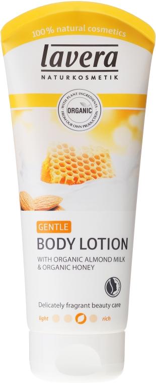 Körperlotion - Lavera Almond Milk&Honey Body Lotion — Bild N1